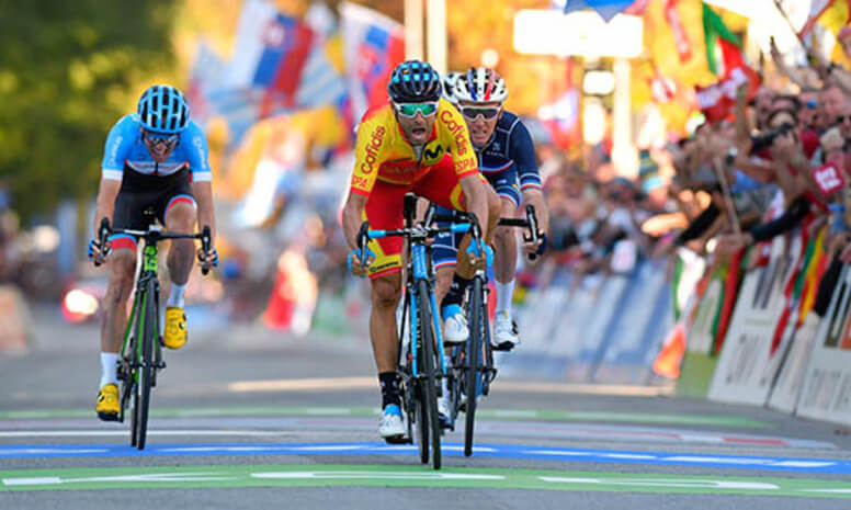 Betting on the UCI World Championships