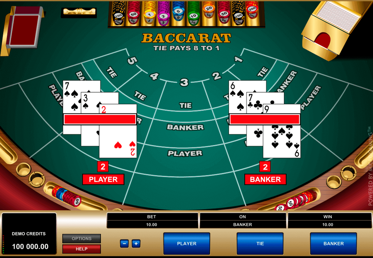 Online Baccarat for Canadian Players