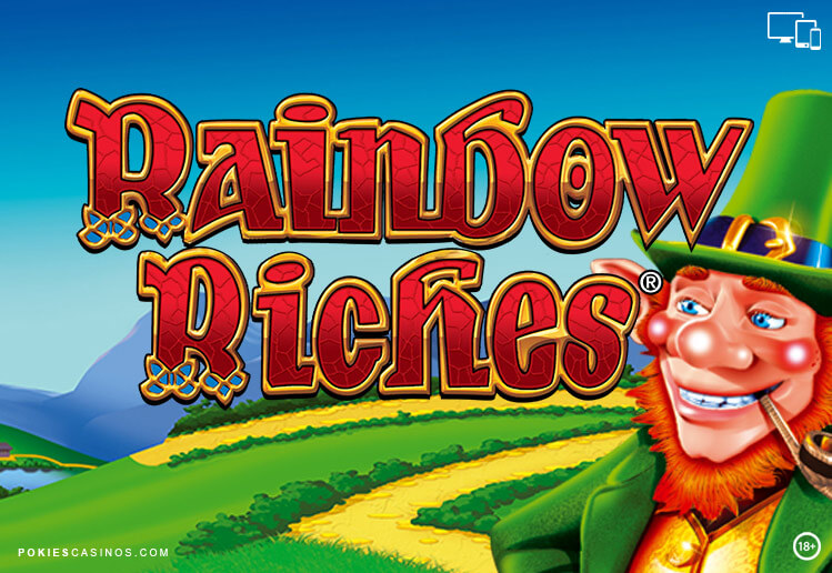 Barcrest Rainbow Riches Slots Review for Players