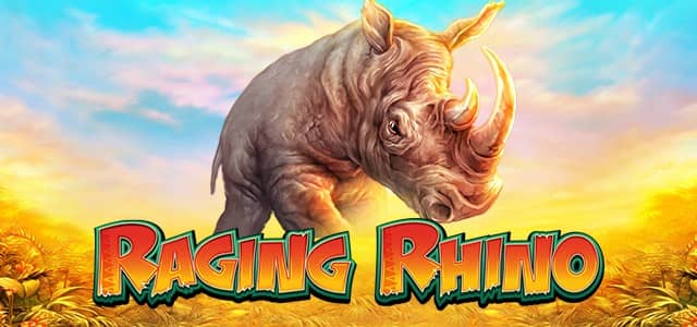 WMS Gaming Raging Rhino Slot Overview
