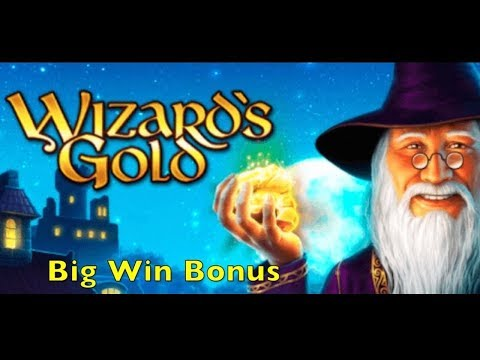Wizard's Gold Slot – Online Play Options