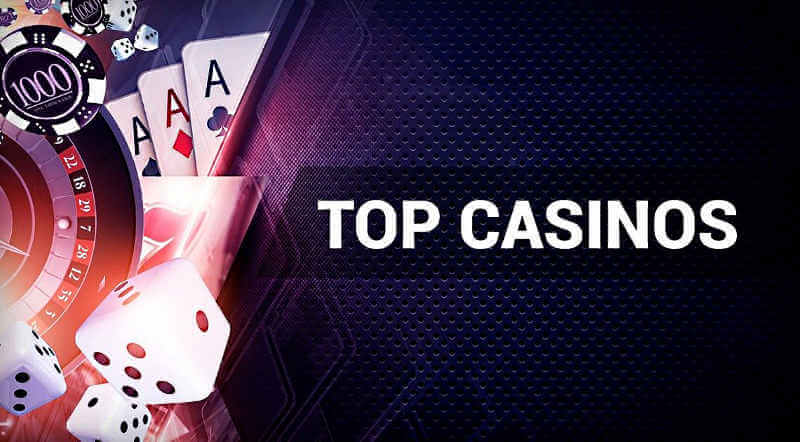 Finding The Top Online Casinos