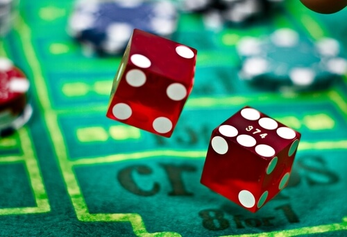 Guide on  How To Play Craps Online