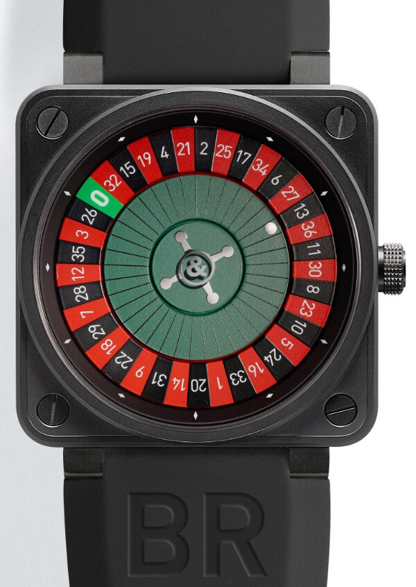 Smartwatch Casino Games